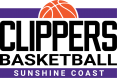 Clippers Basketball – Sunshine Coast Logo